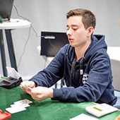 Liam Sanderson - Professional Bridge Player